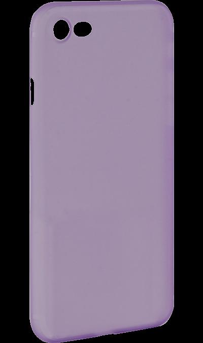 Чехол-крышка IQ Format Slim для Apple iPhone 7/8, пластик, фиолетовыйЧехлы и сумочки<br>Чехол Apple поможет не только защитить ваш Apple iPhone 7 от повреждений, но и сделает обращение с ним более удобным, а сам аппарат будет выглядеть еще более элегантным.<br><br>Colour: Фиолетовый