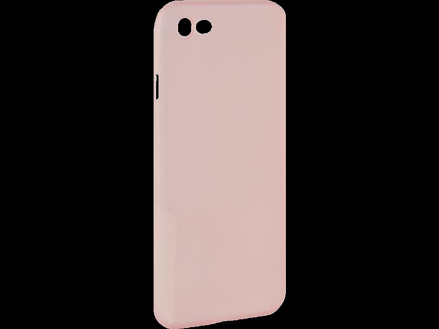 Чехол-крышка IQ Format Slim для Apple iPhone 7, пластик, розовый