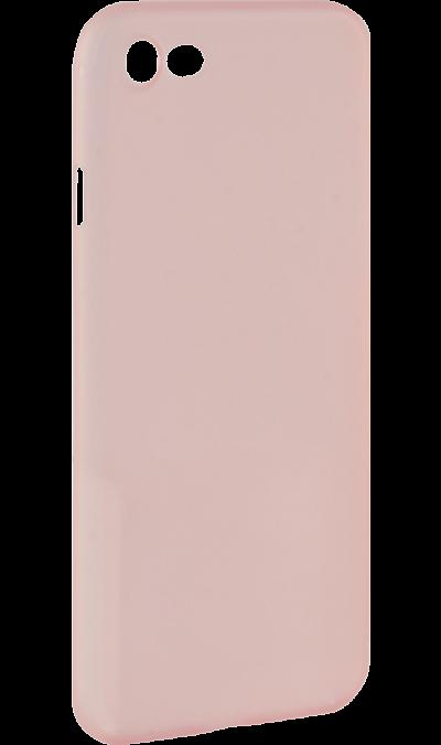 IQ Format Чехол-крышка IQ Format Slim для Apple iPhone 7/8, пластик, розовый