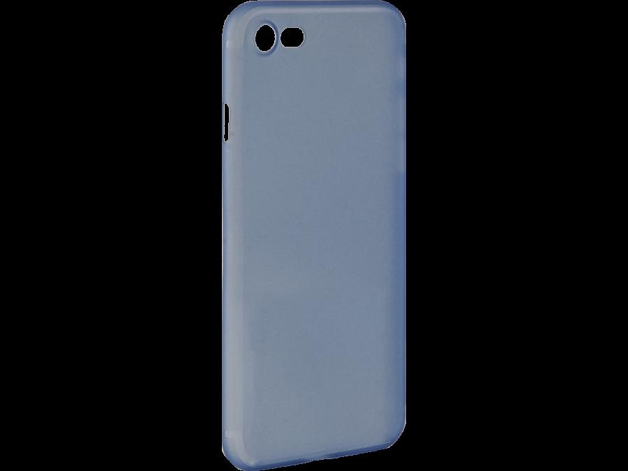 Чехол-крышка IQ Format Slim для Apple iPhone 7, пластик, голубой