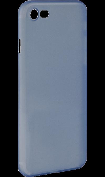 IQ Format Чехол-крышка IQ Format Slim для Apple iPhone 7/8, пластик, голубой