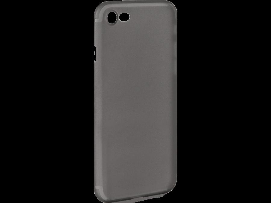Чехол-крышка IQ Format Slim для Apple iPhone 7, пластик, черный