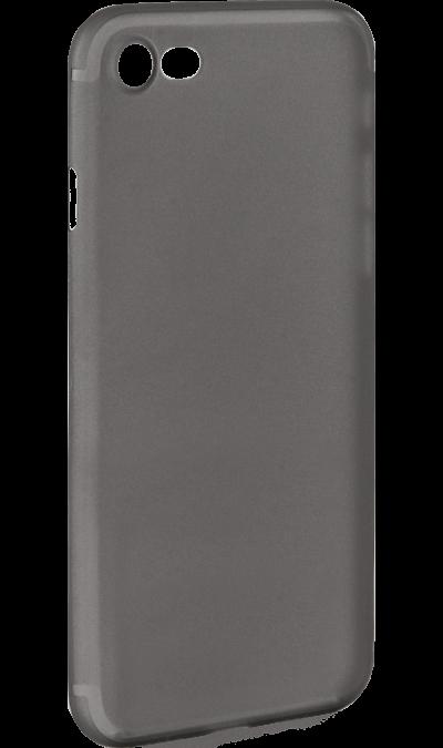 IQ Format Чехол-крышка IQ Format Slim для Apple iPhone 7/8, пластик, черный