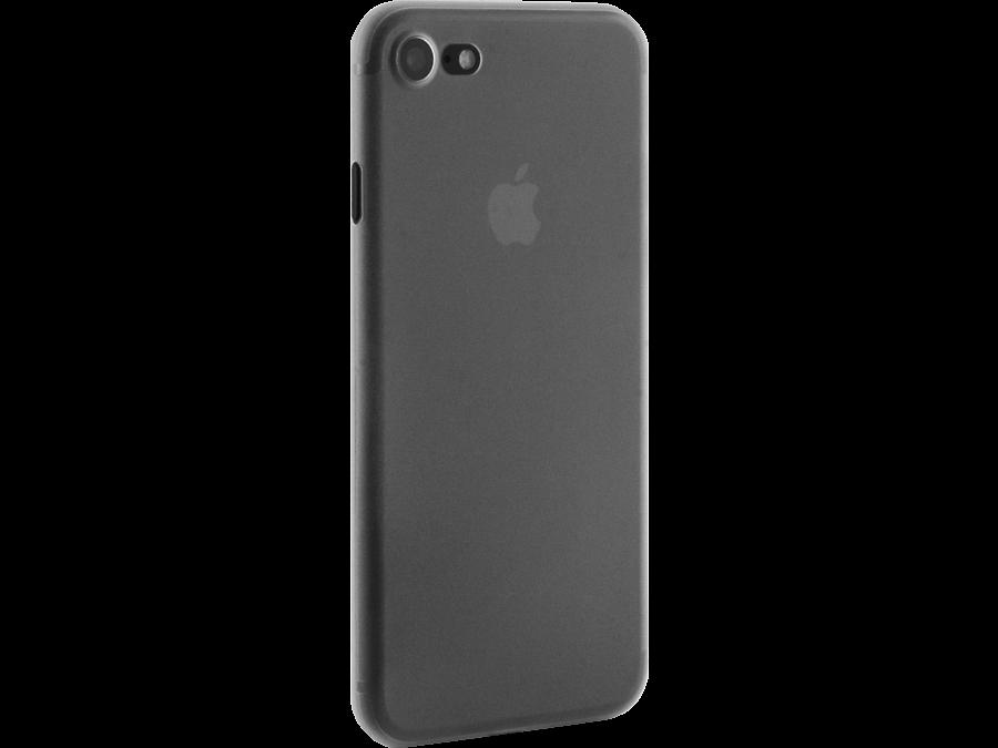 Чехол-крышка IQ Format Slim для Apple iPhone 7, пластик, прозрачный