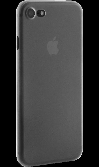 IQ Format Чехол-крышка IQ Format Slim для Apple iPhone 7/8, пластик, прозрачный