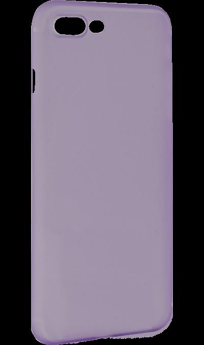 IQ Format Чехол-крышка IQ Format Slim для Apple iPhone 7 Plus/8 Plus, пластик, фиолетовый g case slim premium чехол для apple iphone 7 plus black