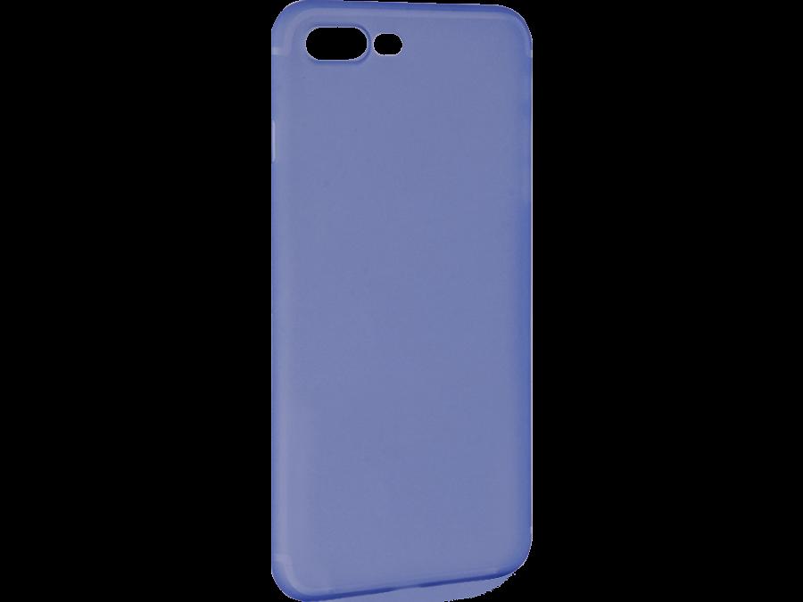 Чехол-крышка IQ Format Slim для Apple iPhone 7 Plus, пластик, голубой