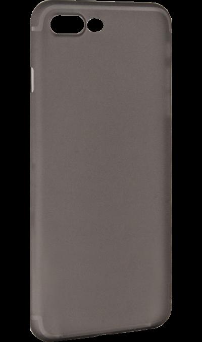 IQ Format Чехол-крышка IQ Format Slim для Apple iPhone 7 Plus/8 Plus, пластик, черный g case slim premium чехол для apple iphone 7 plus black