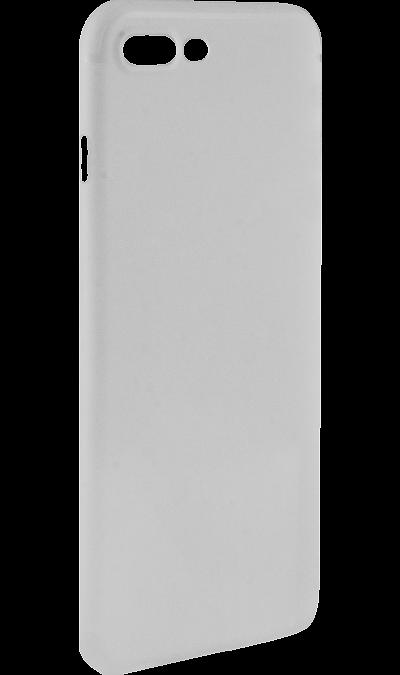 IQ Format Чехол-крышка IQ Format Slim для Apple iPhone 7 Plus/8 Plus, пластик, белый g case slim premium чехол для apple iphone 7 plus black