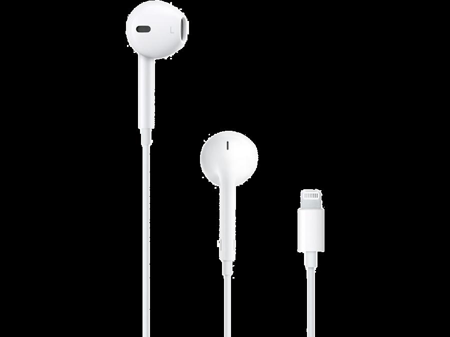 Проводная гарнитура Apple EarPods с разъёмом Lightning, стерео