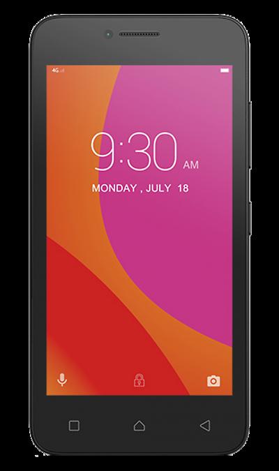 Lenovo Vibe BСмартфоны<br>2G, 3G, 4G, Wi-Fi; ОС Android; Дисплей сенсорный емкостный 16,7 млн цв. 4.5; Камера 5 Mpix; Разъем для карт памяти; MP3, FM,  GPS; Время работы 175 ч. / 11.3 ч.; Вес 145 г.<br><br>Colour: Черный