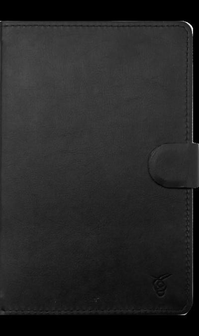 ViewCase Чехол-книжка ViewCase универсальный 7, кожзам / иск. замша, черный griffin чехол книжка griffin универсальный 2type 7 кожзам ткань черный