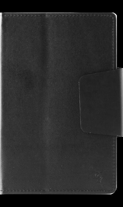 VIVACASE Чехол-книжка VIVACASE универсальный 8'', кожзам / пластик, черный interstep чехол книжка vels p8m планшет 8 8 5 экокожа black