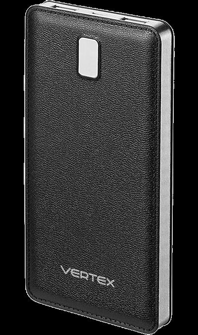 Vertex Аккумулятор Vertex Slim line, Li-Ion, 8000 мАч, черный (портативный) где можно планшеты и телефоны недорогие
