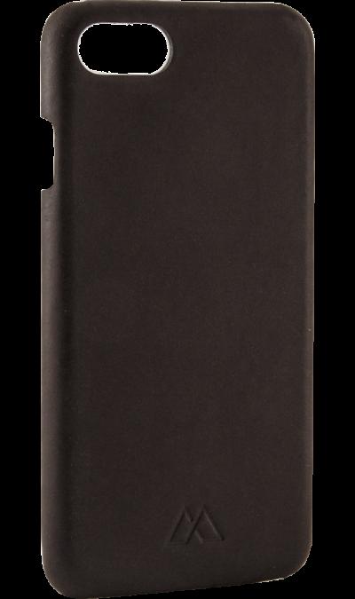 Чехол-крышка Moodz Design для Apple iPhone 7/8, кожа / пластик, коричневый (Soft Cover)Чехлы и сумочки<br>Чехол Moodz Design поможет не только защитить ваш iPhone 7 от повреждений, но и сделает обращение с ним более удобным, а сам аппарат будет выглядеть еще более элегантным.<br><br>Colour: Коричневый
