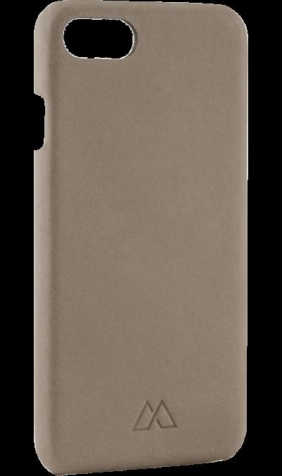 Чехол-крышка Moodz Design для Apple iPhone 7/8 Plus, кожа / пластик, бежевый (Soft Cover)Чехлы и сумочки<br>Чехол Moodz Design поможет не только защитить ваш iPhone 7 от повреждений, но и сделает обращение с ним более удобным, а сам аппарат будет выглядеть еще более элегантным.<br><br>Colour: Бежевый