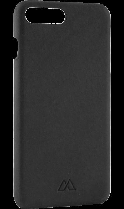 Чехол-крышка Moodz Design для Apple iPhone 7 Plus/8 Plus, кожа / пластик, черный (Soft Cover)Чехлы и сумочки<br>Чехол Moodz Design поможет не только защитить ваш iPhone 7 Plus от повреждений, но и сделает обращение с ним более удобным, а сам аппарат будет выглядеть еще более элегантным.<br><br>Colour: Черный