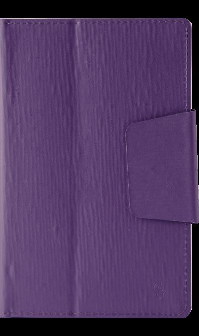 VIVACASE Чехол-книжка VIVACASE универсальный 8 , кожзам / пластик, фиолетовый насос универсальный x alpin sks 10035 пластик серебристый 0 10035