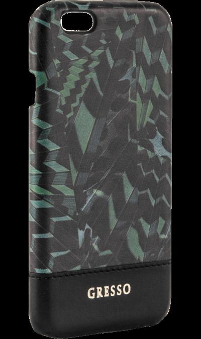 Чехол-крышка Gresso Коллекция Тропики для Apple iPhone 7, пластик, зеленыйЧехлы и сумочки<br>Чехол поможет не только защитить ваш Apple iPhone 7 от повреждений, но и сделает обращение с ним более удобным, а сам аппарат будет выглядеть еще более элегантным.<br><br>Colour: Зеленый