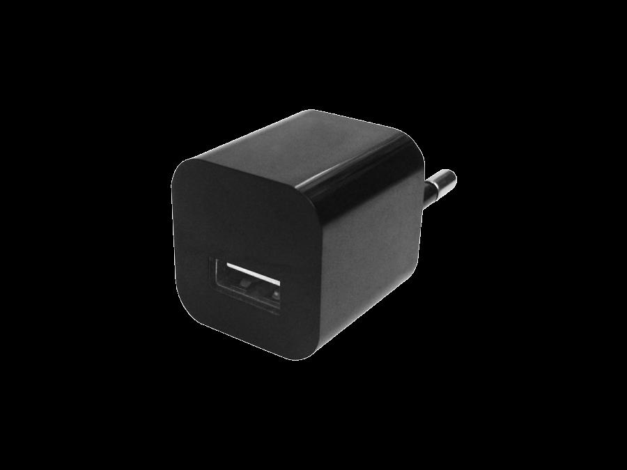Зарядное устройство сетевое Oxion (1 USB разъем)