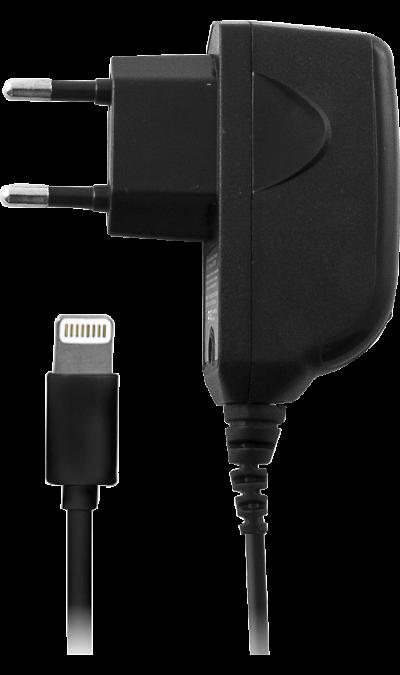 Зарядное устройство сетевое  WTCA51 для iPhone, iPadЗарядные устройства<br>Легкое и компактное сетевое зарядное устройство для устройств с разъемом Lightning.<br><br>Colour: Черный
