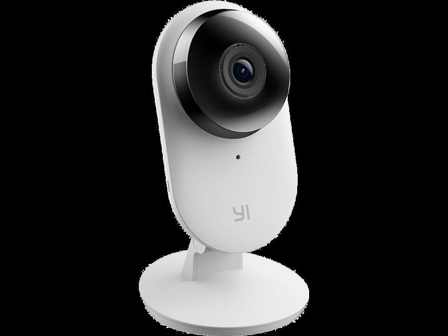 Камера IP Xiaomi YI Smart Camera белая