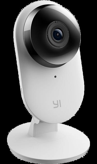 Камера IP Xiaomi YI Smart Camera белаяФото и видео<br>Умная IP камера Xiaomi Yi Smart CCTV благодаря встроенной ИК подсветке имеет возможность делать съемку в полной темноте. IP камера Xiaomi Yi Smart CCTV - веб камера из серии товаров для умного дома от компании Xiaomi.<br><br>С IP камерой Xiaomi Yi Smart Вы сможете быть в курсе событий, происходящих у Вас дома или на работе, в любое время, из любой точки мира. C помощью умной камеры, можно увидеть Ваших близких родственников, домашних питомцев или отследить состояние здоровья пожилых родителей, ...<br><br>Colour: Белый