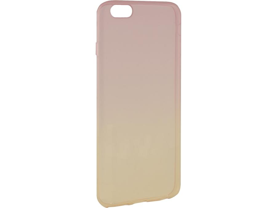 Чехол-крышка CASE для iPhone 6 Plus/6s Plus, силикон, прозрачный