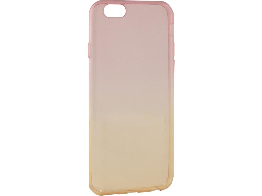Чехол-крышка CASE для iPhone 6/6S, силикон, прозрачный