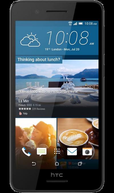 HTC Desire 728 Purple MystСмартфоны<br>2G, 3G, 4G, Wi-Fi; ОС Android; Дисплей сенсорный емкостный 16,7 млн цв. 5.5; Камера 13 Mpix, AF; MP3, FM,  GPS / ГЛОНАСС; Время работы 400 ч. / 22.0 ч.; Вес 157 г.<br><br>Colour: Черный