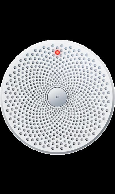Датчик дыма Life Control MCLH-06Умный дом<br>Чтобы вы были спокойны.<br>Датчик мгновенно информирует вас о появлении дыма. С ним вы успеете сделать все возможное, чтобы предотвратить пожар в своем доме, пока находитесь на работе или в отпуске.<br><br>В эпицентре событий.<br>Размещайте датчик дыма на потолке или высоко на стене в любых комнатах, кроме курительных. С диапазоном действия до 20 квадратных метров, он подходит не только для вашей квартиры, но и загородного дома или дачи.<br><br>Главное- ...<br>
