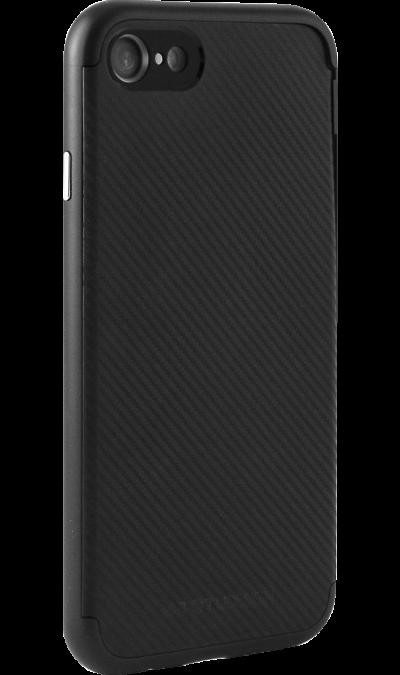 Totu Чехол-крышка Totu для Apple iPhone 7/8, пластик / резина, черный