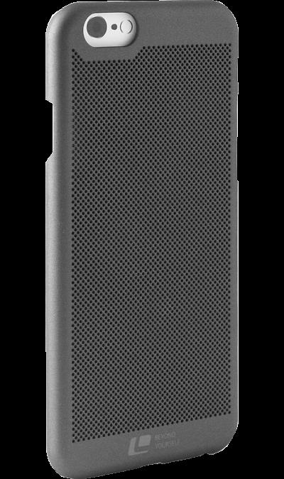 Loopee Чехол-крышка Loopee для Apple iPhone 6, пластик, серый revocharge чехол аккумулятор revocharge для iphone 6 пластик