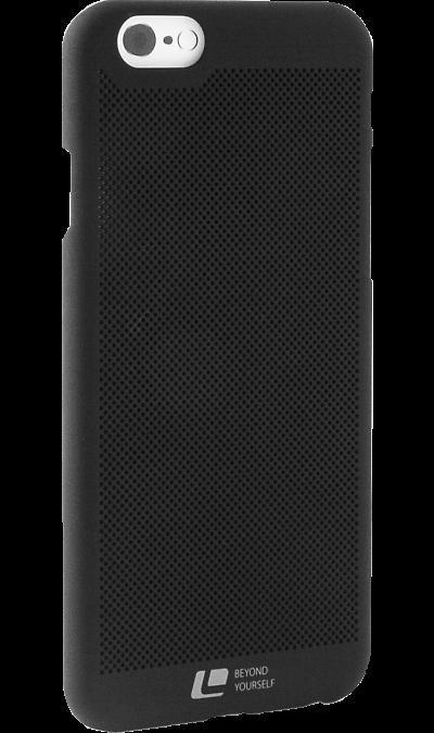 Loopee Чехол-крышка Loopee для Apple iPhone 6, пластик, черный odoyo чехол аккумулятор odoyo для apple iphone 6 6s 3000mah пластик черный
