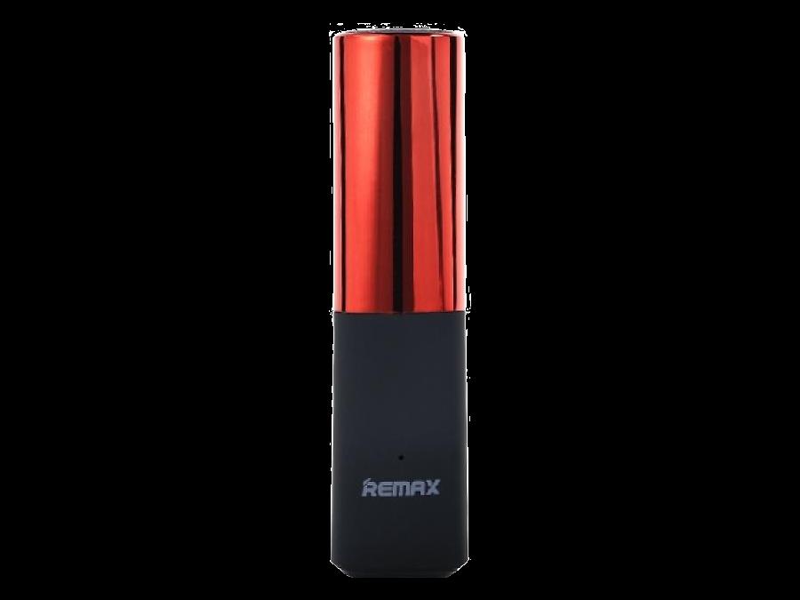Remax Аккумулятор Remax Lipmax, 2400 мАч, красный (портативный) автомагнитола kenwood kmm 104ay usb mp3 fm rds 1din 4х50вт черный