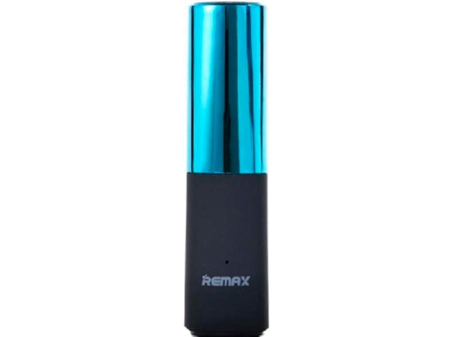 Аккумулятор Remax Lipmax, 2400 мАч, голубой (портативный)