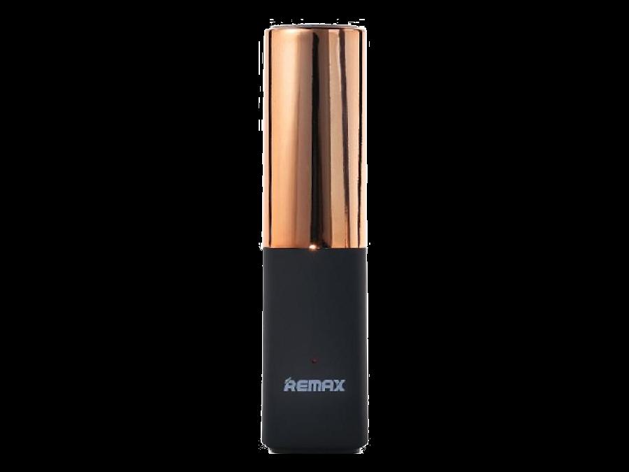 Аккумулятор Remax Lipmax, 2400 мАч, золотистый (портативный)