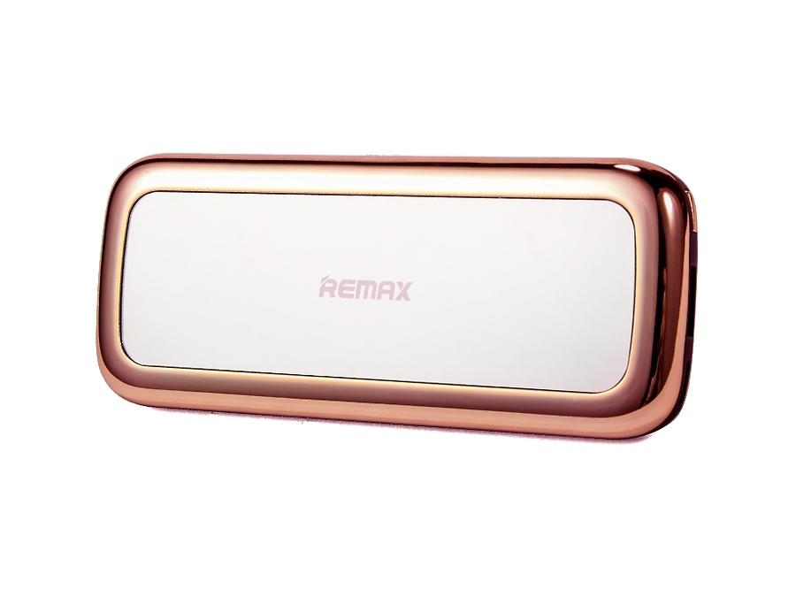 Аккумулятор Remax Mirror, 5500 мАч, розовый (портативный)