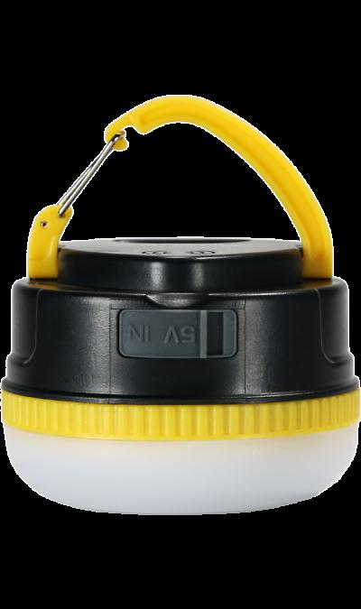 Аккумулятор Remax RPL-17, Li-Pol, 3000 мАч, черно-желтый (портативный)Аккумуляторы внешние<br>Резервный аккумулятор Remax - устройство, предназначенное для зарядки портативных устройств без помощи электрической сети. Особенно актуален для путешественников и туристов в местах, где невозможен или ограничен доступ к электроэнергии. Резервный аккумулятор подходит для портативных устройств, таких как смартфоны, планшеты, мобильные телефоны и МР3-плееры.<br>Мощный фонарь на торце.<br>Откидной карабин (крепление и подставка).<br>Кнопка включения и уменьшения яркости фонаря.<br>Магнит на ...<br><br>Colour: Черный