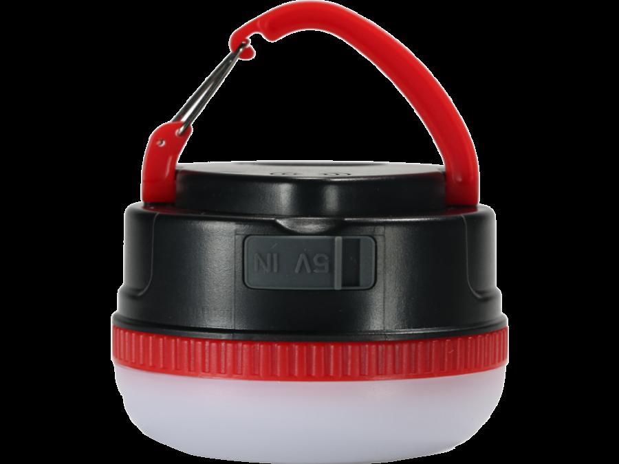 Аккумулятор Remax RPL-17, Li-Pol, 3000 мАч, черно-красный (портативный)