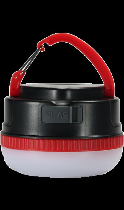 Аккумулятор Remax RPL-17, Li-Pol, 3000 мАч, черно-красный (портативный)Аккумуляторы внешние<br>Резервный аккумулятор Remax - устройство, предназначенное для зарядки портативных устройств без помощи электрической сети. Особенно актуален для путешественников и туристов в местах, где невозможен или ограничен доступ к электроэнергии. Резервный аккумулятор подходит для портативных устройств, таких как смартфоны, планшеты, мобильные телефоны и МР3-плееры.<br>Мощный фонарь на торце.<br>Откидной карабин (крепление и подставка).<br>Кнопка включения и уменьшения яркости фонаря.<br>Магнит на ...<br><br>Colour: Черный