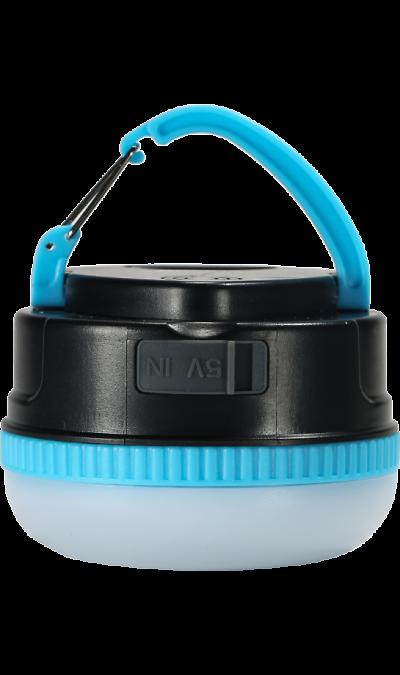 Аккумулятор Remax RPL-17, Li-Pol, 3000 мАч, черно-голубой (портативный)Аккумуляторы внешние<br>Резервный аккумулятор Remax - устройство, предназначенное для зарядки портативных устройств без помощи электрической сети. Особенно актуален для путешественников и туристов в местах, где невозможен или ограничен доступ к электроэнергии. Резервный аккумулятор подходит для портативных устройств, таких как смартфоны, планшеты, мобильные телефоны и МР3-плееры.<br>Мощный фонарь на торце.<br>Откидной карабин (крепление и подставка).<br>Кнопка включения и уменьшения яркости фонаря.<br>Магнит на ...<br><br>Colour: Черный