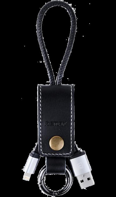 Кабель Remax 034i USB-Lightning (черный)
