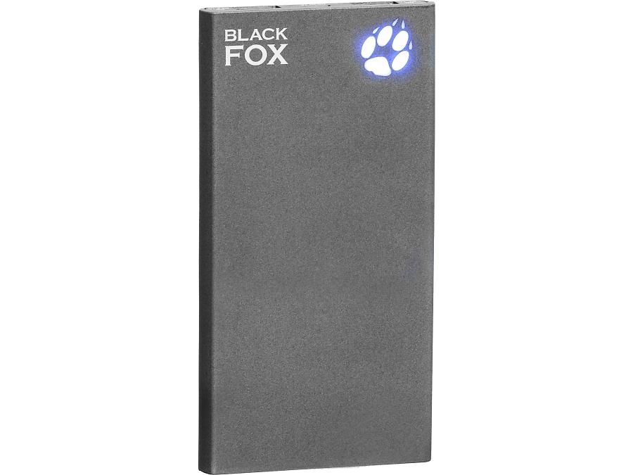 Аккумулятор Black Fox, Li-Pol, 15000 мАч, черный (портативный)