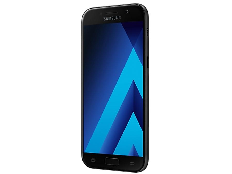 Фото Samsung Galaxy A5 (2017) SM-A520F черный. Купить в РФ