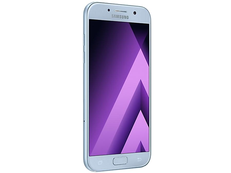 Фото Samsung Galaxy A5 (2017) SM-A520F синий. Купить в РФ
