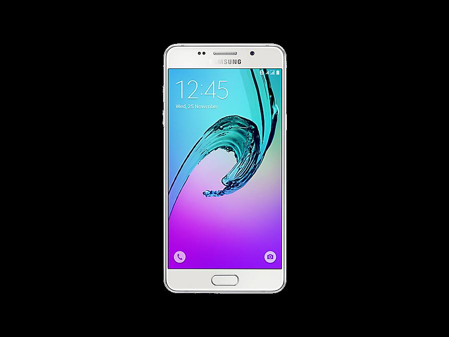 Samsung Samsung Galaxy A5 (2016) SM-A510F белый weleda масло для волос weleda