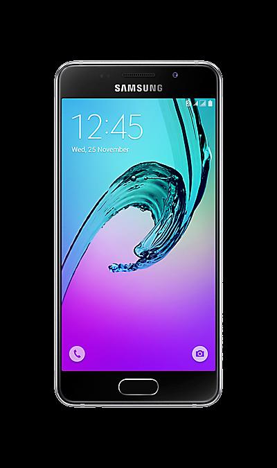 Samsung Galaxy A3 (2016) черныйСмартфоны<br>2G, 3G, 4G, Wi-Fi; ОС Android; Дисплей сенсорный емкостный 16,7 млн цв. 4.7; Камера 13 Mpix, AF; Разъем для карт памяти; MP3, FM,  GPS / ГЛОНАСС; Вес 132 г.<br><br>Colour: Черный