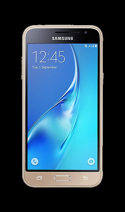 Samsung Galaxy J3 (2016) SM-J320F/DSСмартфоны<br>2G, 3G, 4G, Wi-Fi; ОС Android; Дисплей сенсорный емкостный 16,7 млн цв. 5; Камера 8 Mpix, AF; Разъем для карт памяти; MP3, FM,  GPS / ГЛОНАСС; Вес 138 г.<br><br>Colour: Золотистый