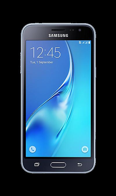 Samsung Galaxy J3 (2016) SM-J320F/DSСмартфоны<br>2G, 3G, 4G, Wi-Fi; ОС Android; Дисплей сенсорный емкостный 16,7 млн цв. 5; Камера 8 Mpix, AF; Разъем для карт памяти; MP3, FM,  GPS / ГЛОНАСС; Вес 138 г.<br><br>Colour: Черный